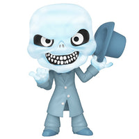 Funko Mini Vinyl Haunted Mansion - Ezra (Clear Glow, Target Exclusive, In Box)