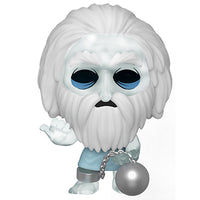 Funko Mini Vinyl Haunted Mansion - Gus (Clear Glow, Target Exclusive, In Box)