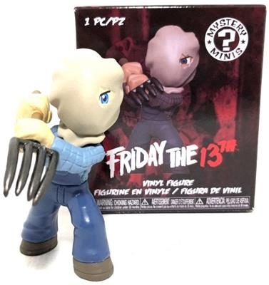 Mystery Minis Horror Classics - Jason Voorhees (Bag Mask, Hot Topic Exclusive)  **Sealed in Box**