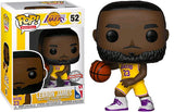 Lebron James (Yellow Uniform, Los Angeles Lakers, NBA) 52 - Special Edition Exclusive  [Damaged: 5/10]