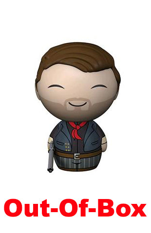 Out-Of-Box Dorbz Booker DeWitt (Bioshock) 147