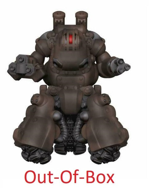 Out-Of-Box Sentry Bot (6-inch, Fallout) 375