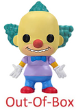 Out-Of-Box Krusty the Clown (The Simpsons) 04  [Condition: 8.5/10]
