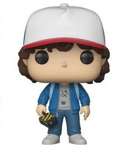 Out-Of-Box Dustin & Dart (Stranger Things) 593 - Hot Topic Exclusive  **Missing Dart**