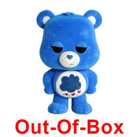 Out-Of-Box Grumpy Bear (Flocked, Care Bears) 353 - Box Lunch Exclusive