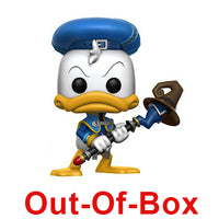 Out-Of-Box Donald (Kingdom Hearts) 262