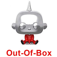 Out-Of-Box Jack-Jack (Chrome, The Incredibles 2) 367 - Hot Topic Exclusive