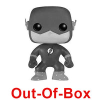 Out-Of-Box The Flash (Black & White) 10
