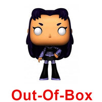 Out-Of-Box Blackfire (Teen Titans Go!) 454 - Toys R Us Exclusive (missing stand)