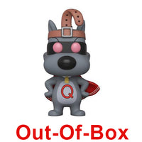 Out-Of-Box Quaildog (Doug) 414 - Hot Topic Exclusive