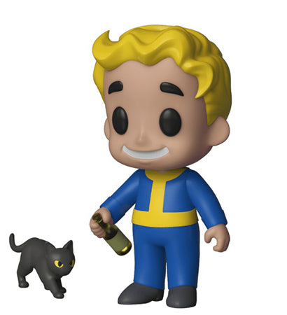 Out-Of-Box Funko 5 Star Fallout - Vault Boy (Luck)  **Missing Accessories**