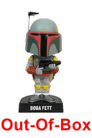 Out-of-Box Funko Wacky Wobbler Boba Fett
