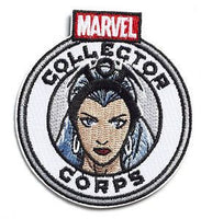 Marvel Collector Corps Exclusive Patches - Storm Pop Head