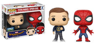 Peter Parker/Spider-Man 2-pk (Spider-Man Homecoming) - Best Buy Exclusive  [Damaged: 7/10]