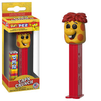 Pop Pez Crunchberry Beast (Cap'n Crunch, Ad Icons)
