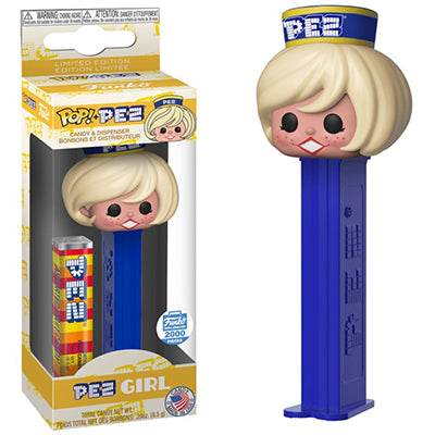 Pop Pez Girl (Blonde) - Funko Shop Exclusive /2000 made