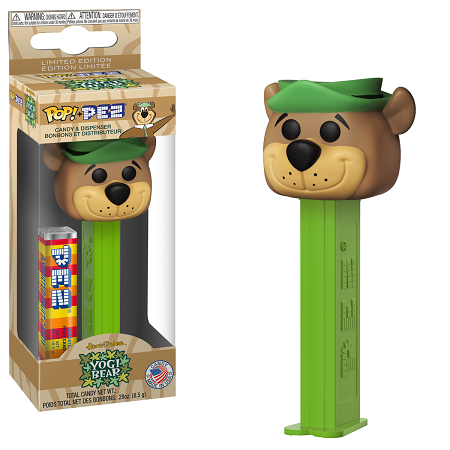 Pop Pez Yogi Bear