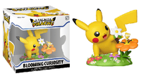 Pop Vinyl A Day with Pikachu (Blooming Curiosity) - Pokemon Center Exclusive  [Condition: 8.5/10]