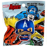 Mystery Pint Size Heroes Marvel - Captain America (Marvel Collector Corps Exclusive) Unopened Pack