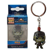Pocket Pop Keychain Hulk (Helmet, Thor Ragnarok) -  Marvel Collector Corps Exclusive