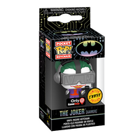 Pocket Pop Keychain The Joker (Gamer, Chase) - GameStop Exclusive