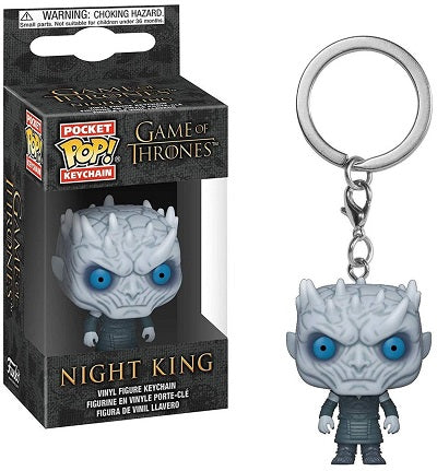 Pocket Pop Keychain Night King (Game of Thrones)