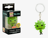 Pocket Pop Keychain Toxic Rick - Box Lunch Exclusive (Rick & Morty)
