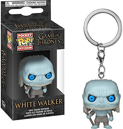 Pocket Pop Keychain White Walker (Game of Thrones)