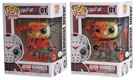 Signature Series Jason Voorhees Bundle - Kane Hodder & Warrington Gillette