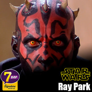 Signature Series Ray Park Signed Pop - Darth Maul (Star Wars)