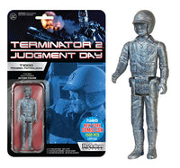 Funko ReAction T1000 Frozen Patrolman (Terminator 2) - 2015 NYCC Exclusive /1500 made