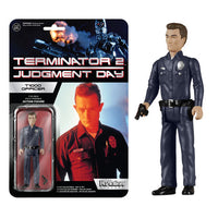 Funko ReAction T1000 Officer (Terminator 2)