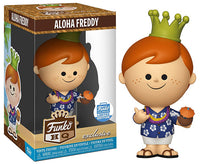 Retro Aloha Freddy Funko - Funko Shop Exclusive