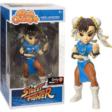 Rock Candy Chun-Li (Blue, Street Fighter) - Gamestop Exclusive  [Damaged: 7.5/10]