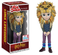 Rock Candy Luna Lovegood  (Lion Hat, Harry Potter) - 2017 Fall Convention Exclusive  [Damaged: 7.5/10]