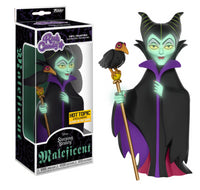 Rock Candy Maleficent (Glow in the Dark) - Hot Topic Exclusive