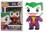 The Joker (8-Bit, Batman) 11 - Gamestop Exclusive  [Damaged: 7.5/10]