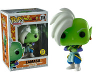 Zamasu (Glow in the Dark, Dragonball Super) 316  [Damaged: 7.5/10]