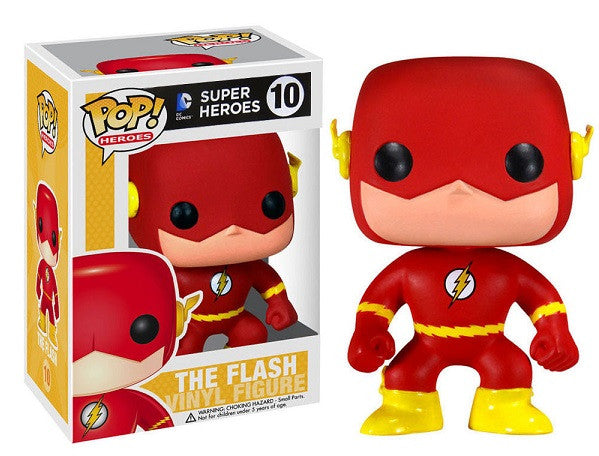 The Flash 10 Pop Head