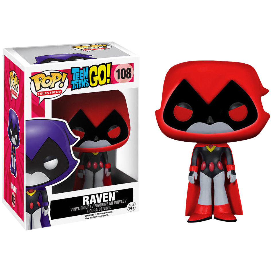 Raven (Red, Teen Titans Go!) 108