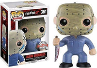 > Jason Voorhees (Blue, Friday the 13th Part V) 361 - Special Edition Exclusive