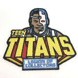 DC Legion of Collectors Exclusive Patches - Cyborg (Teen Titans)