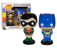 Funko Pop Home Batman & Robin (Salt & Pepper Shakers) - Legion of Collectors Exclusive
