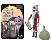 Funko ReAction Figures The Nightmare Before Christmas - Santa Jack [Damaged: 7/10]