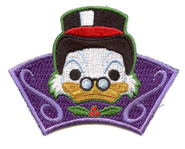 Disney Treasures Exclusive Patches - Scrooge McDuck