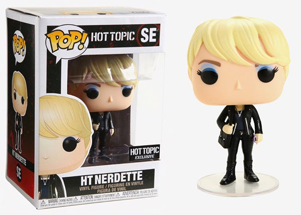 HT Nerdette SE - Hot Topic Exclusive  [Damaged: 7/10]
