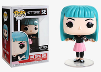 Hot Topic Girl SE - Hot Topic Exclusive  [Damaged: 7/10]