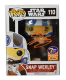 Signature Series Greg Grunberg Signed Pop - Star Wars Snap Wexley