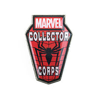 Marvel Collector Corps Exclusive Pins - Spider-Man