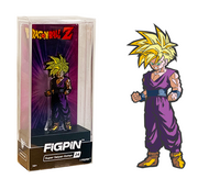 FiGPiN Dragon Ball Z - Super Saiyan Gohan 24 (hard case)